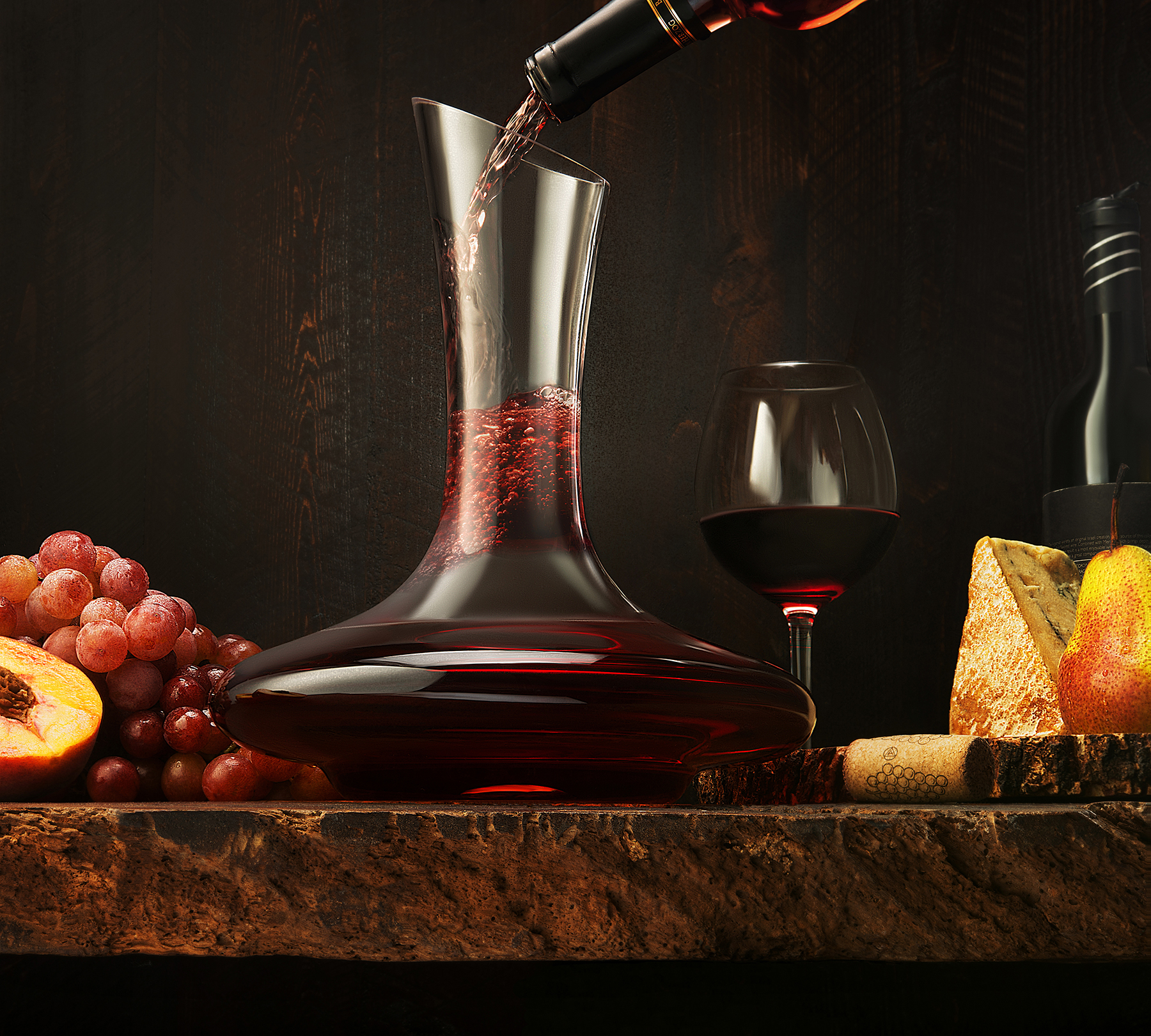 New-York-Still-life-beverage-photogrepaphy-wine-decanter