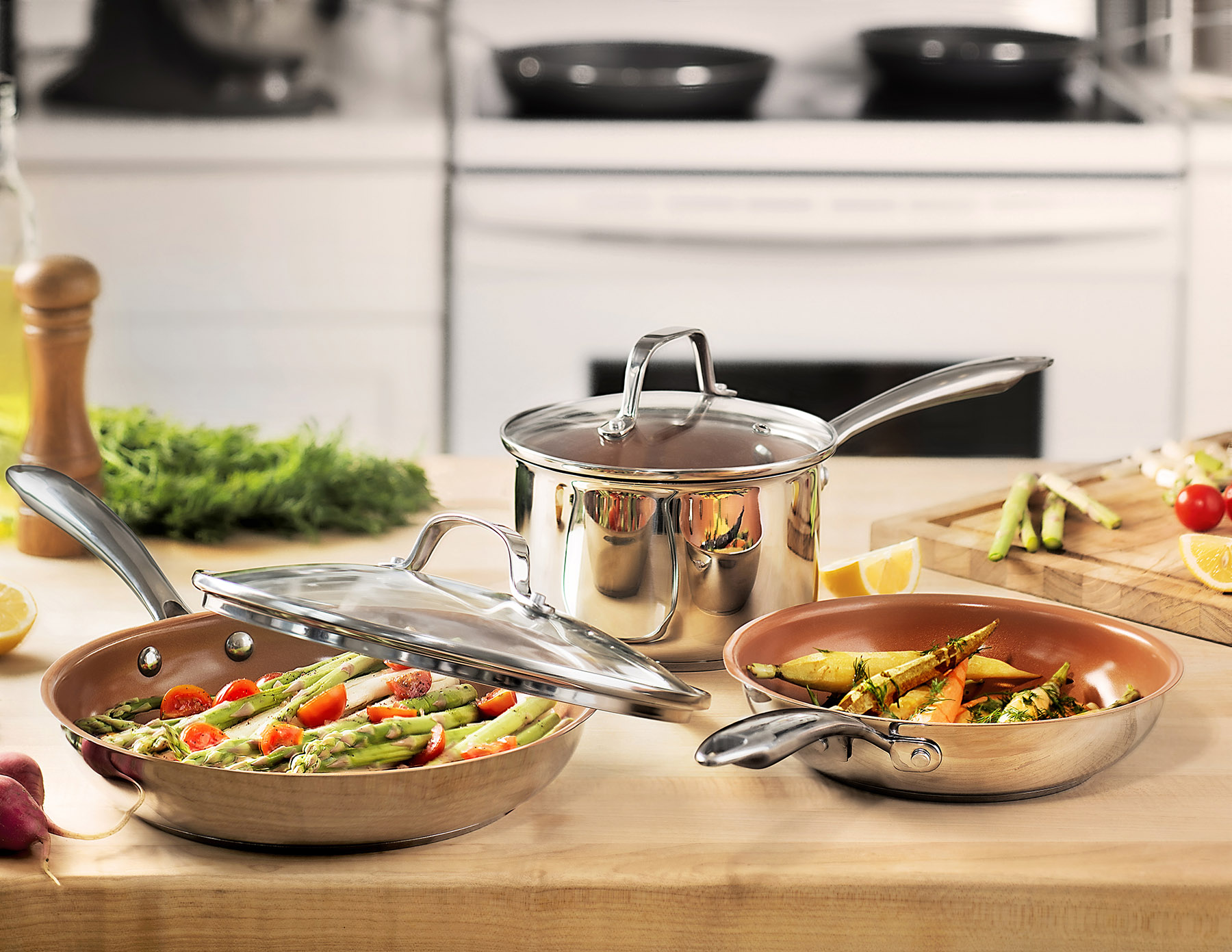 New-york-food-photographer-cookware-sets-in-luxury-kitchen