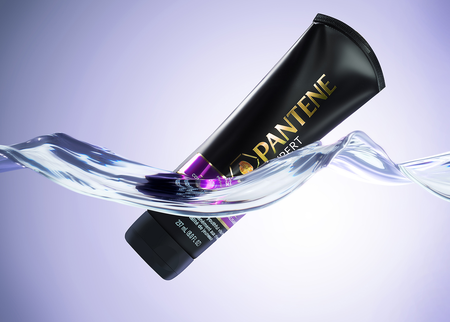 Pantene-splash-photography