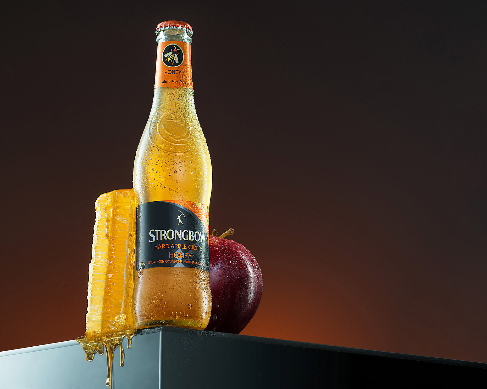 NYC Beverage Photography - Strongbow